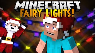 Minecraft Mod Showcase: FAIRY LIGHTS!