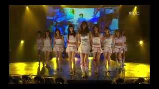 Girls' Generation - Into The New World, 소녀시대 - 다시 만난 세계, Music Core 20070901