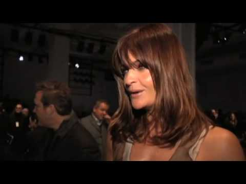 Highlights - Calvin Klein Collection Women's Fall 2010 - презентация одежды Calvin Klein