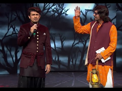 Sunil Grover found a new profession at Royal Stag Mirchi Music Awards! | Radio Mirchi
