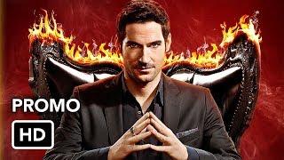 Lucifer Recap & Season 4 Trailer (HD) Netflix