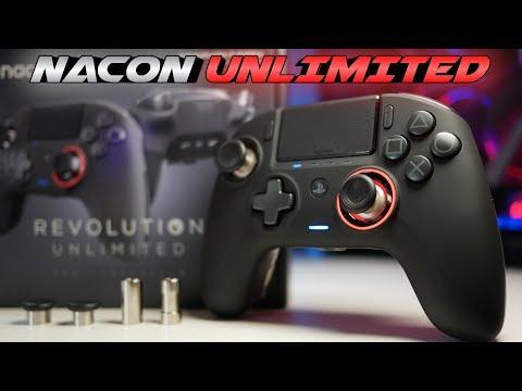 BESSER ALS JEDER SCUF CONTROLLER | Der neue NACON UNLIMITED Controller!!!