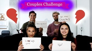 Couples Challenge w/ Curtis Lepore  *Gone Sexual*