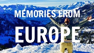 Memories From Europe - Travelling All 47 Nations in 12 Months