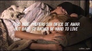 Calvin Harris, Jessie Reyez  Hard To Love (LYRICSESPAÑOL)