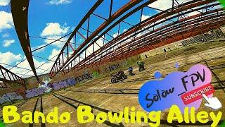 Bando Bowling Alley FPV Freestyle#fpv #solow_fpv #armattan #bando
