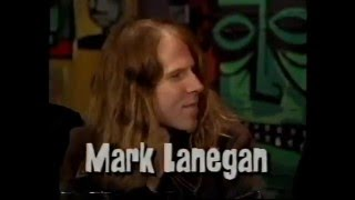 Mark Lanegan - MTV's 120 Minutes 1994