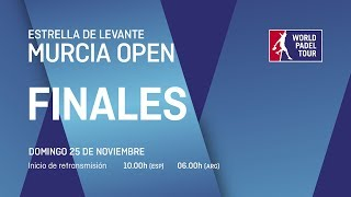 Finales - Estrella De Levante Murcia Open 2018 - World Padel Tour