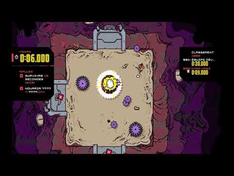 Aperçu du gameplay de Disc Room
