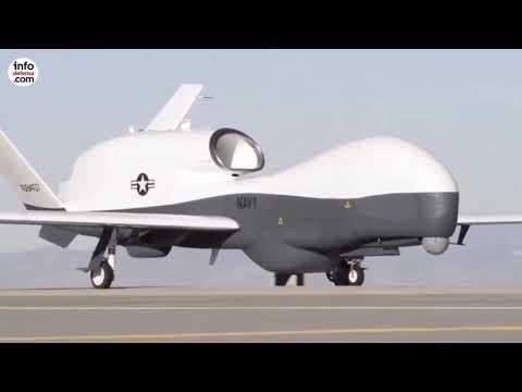 Cinco Global Hawk operarán desde la base de Sigonella en el marco de una misión de la OTAN