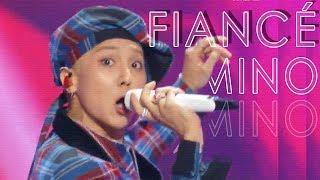 Gambar cover [HOT] MINO - FIANCE,  송민호 - 아낙네 Show Music core 20181215