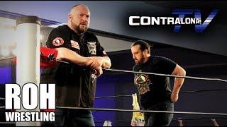 Edición Especial de ContralonaTV desde Ring of Honor Wrestling