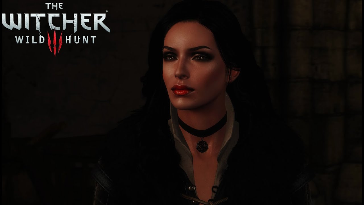 The Witcher 3 Mods #23 YENNEFER - beauty pack & More Shadows