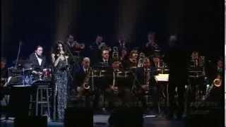 Latvian Radio Big Band ft. Roberta Gambarini - Blue