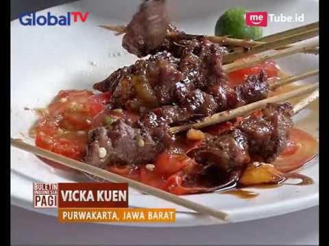 Video Nikmatnya Kuliner Sate Maranggi yang Selalu Ramai di Purwakarta, Jabar - BIP 29/06