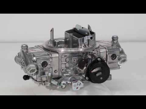 Quick Fuel Technology HR Series 450cfm Carburetors