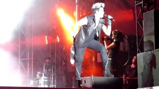 Adam Lambert 20th Century Boy HD Ste Agathe July 2011