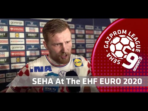 EHF EURO 2020: Mandic after the match CRO vs GER