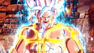 Goku's New Dragon God Form In Dragon Ball Xenoverse 2 Mods