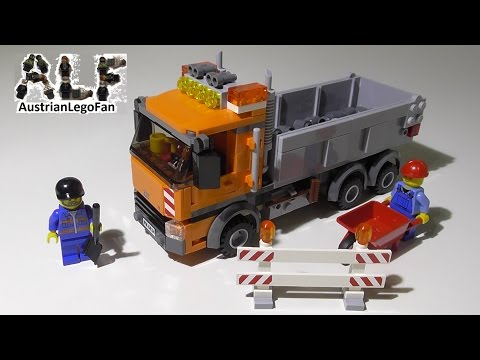 Lego City Dump Truck 4434 Preston Logan Video Mp3lover