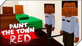 ПОБЕГ ИЗ ТЮРЬМЫ ➤ Paint the Town Red (МОДЫ) НОВЫЕ УРОВНИ.