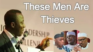 I Am Sick & Tired Of Nigeria - These Men Are Criminals & I have Proof - Sowore