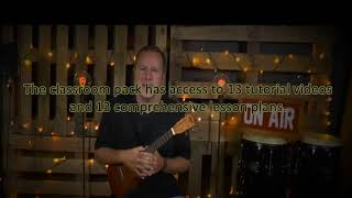 Ukulele School is available now.  See what it's all about in this short video.