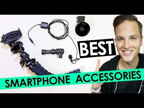, title : 'Best Smartphone Accessories — Best Camera Lens, Microphone and Tripod for Mobile Phones'