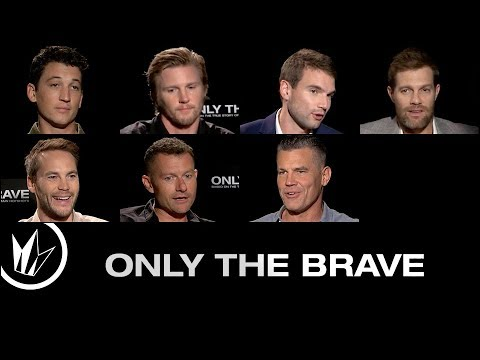 Only the Brave: Sit Down With the Stars feat. Matthew Hoffman – Regal Cinemas [HD]