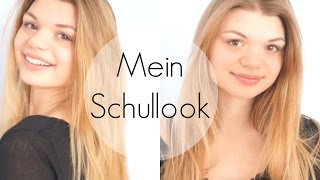 Mein Schullook - Winter