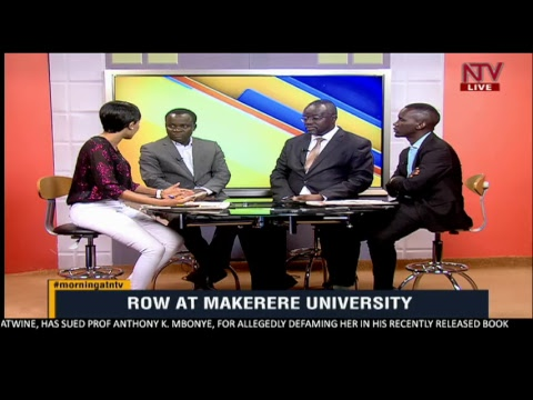 KICK STARTER: Prof Kamunyu on the developments in the Makerere University instability