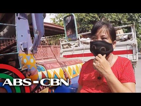 [ABS-CBN]  Salamat kay 'Anonymous': Utang ng jeepney driver binayaran ng ayaw magpakilala | ABS-CBN News