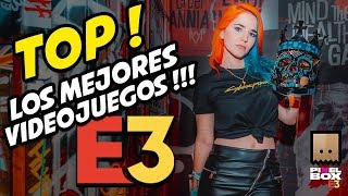 TOP Los Mejores juegos de E3 2019