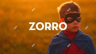 Kadr z teledysku Zorro tekst piosenki Sokół