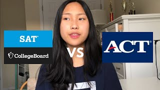 SAT vs ACT: which is easier/which one should you take?