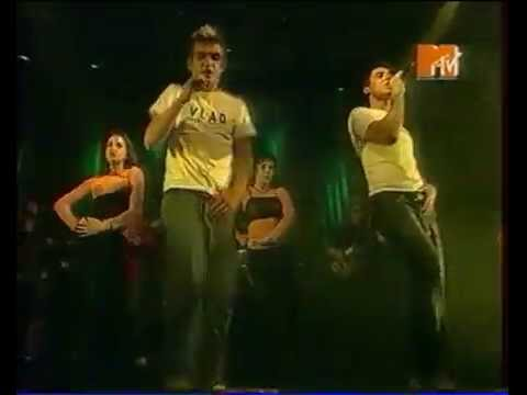 Smash - concert Infinity club 2004