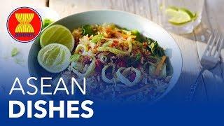 ASEAN -  National Dish
