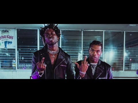 """SAINt JHN - """"Trap"""" ft. Lil Baby (Official Music Video)"""