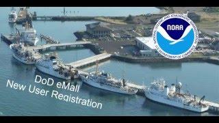 Dod eMall Registration - NOAA