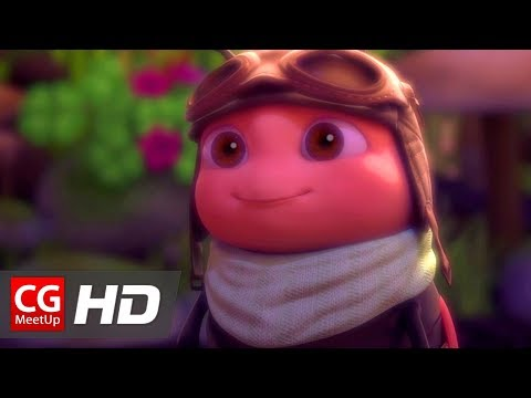 "CGI Animated Short Film: ""Buggy Animated Short Film"" by 3dsense Media School 