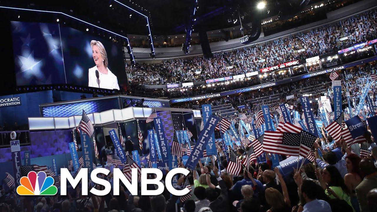 Greater Latino Representation At DNC   MSNBC thumbnail