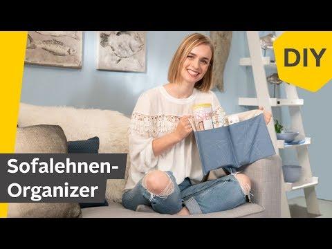 DIY: Sofaorganizer selber nähen | Roombeez – powered by OTTO