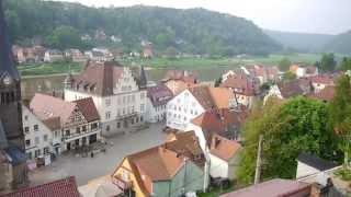 preview picture of video 'Stadt Wehlen im Elbsandsteingebirge'