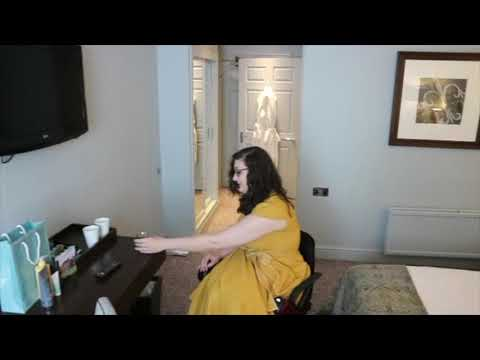 TGA WHILL Model C: the ideal powered wheelchair for staying at hotels YouTube video thumbnail
