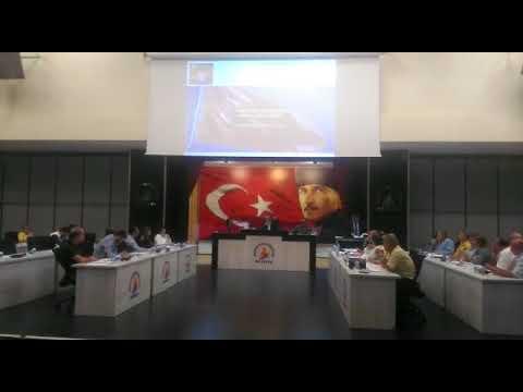 Muratpaşa Ekim ayı meclisi yapıldı