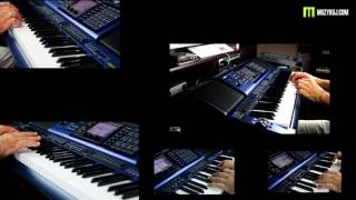 Casio MZ-X500 Song