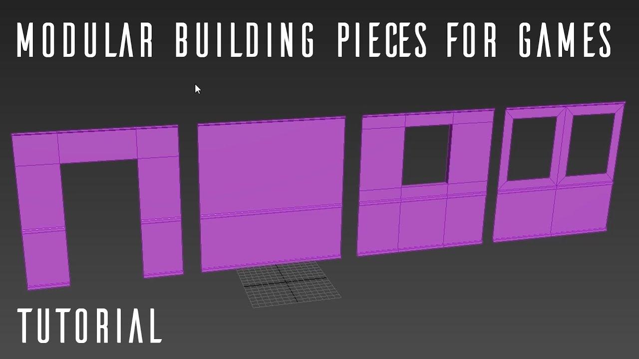 [TUTORIAL] Modular Building in UE4