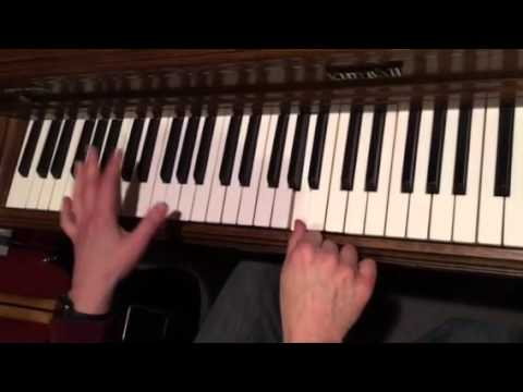 Pentatonic piano exercise for improving solos