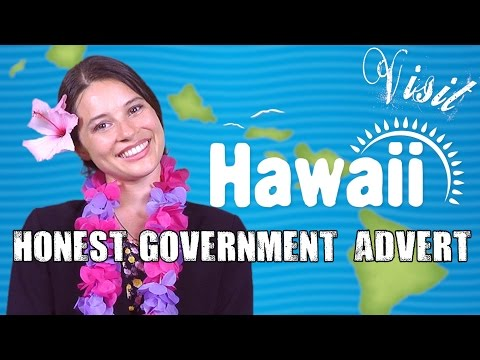 Honest Government Ad | Visit Hawai'i!