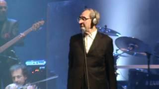 Franco Battiato - Centro di gravità permanente (live)